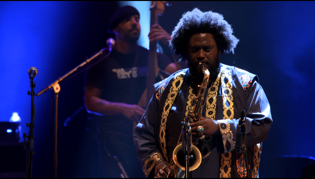 Kamasi Washington au Festival Villette Sonique 2016