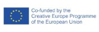 Co founded by the Creative Europe Programme of the European Union